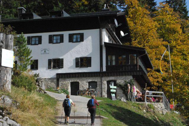 Brünnsteinhaus, Foto: DAV - Deutscher Alpenverein e.V.