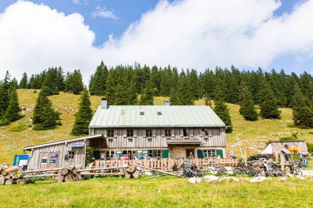 Riesenhütte, Hochriesgebiet, Foto: Julian Bückers, DAV-Sektionen München & Oberland