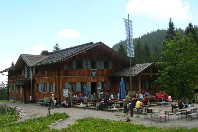 Tutzinger Hütte, Foto: DAV - Deutscher Alpenverein e.V.