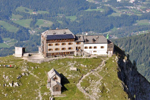 Watzmannhaus, Foto: Thomas Gesell, DAV-Sektionen München & Oberland