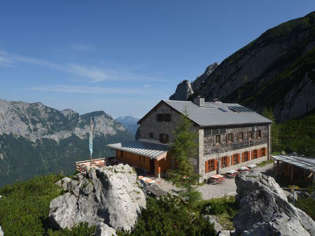 Blaueishütte, Foto: Blaueishütte/DAV Berchtesgaden