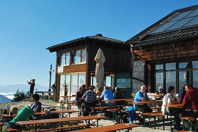 Hochries Gipfelhütte, Foto: DAV - Deutscher Alpenverein e.V.