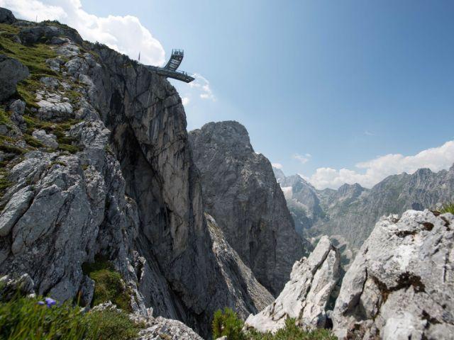 Alpspix und Gipfel-Erlebnisweg, Foto: Bayerische Zugspitzbahn Bergbahn AG