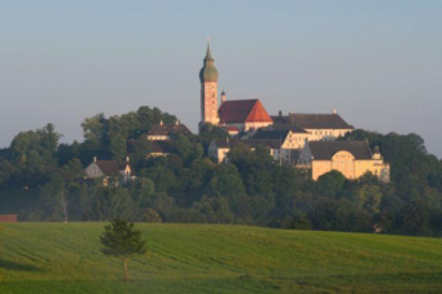 Kloster Andechs, Foto: Tourismusverband Starnberger Fünf-Seen-Land