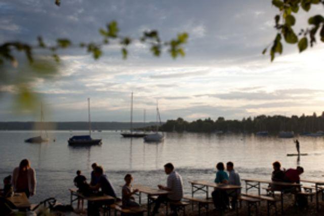 Ammersee, Foto: Tourismusverband Starnberger Fünf-Seen-Land