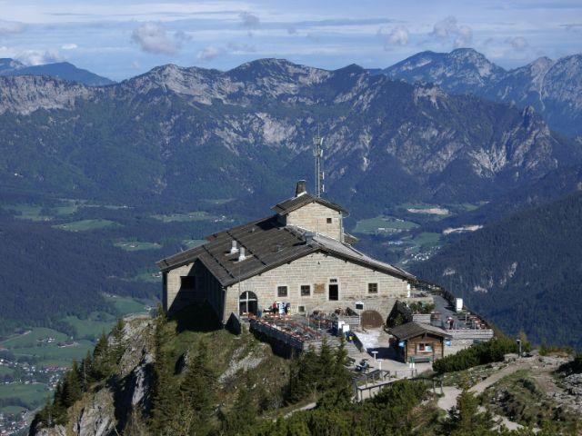 Kehlsteinhaus, Foto: Berchtesgadener Land Tourismus