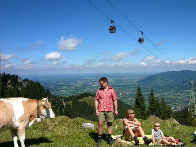 Ski- und Wandergebiet Brauneck-Lenggries, Foto: Tölzer Land Tourismus/Klaus Knirk