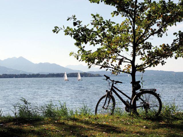 Der Chiemsee, Foto: Priener Tourismus GmbH/Paul Mayall