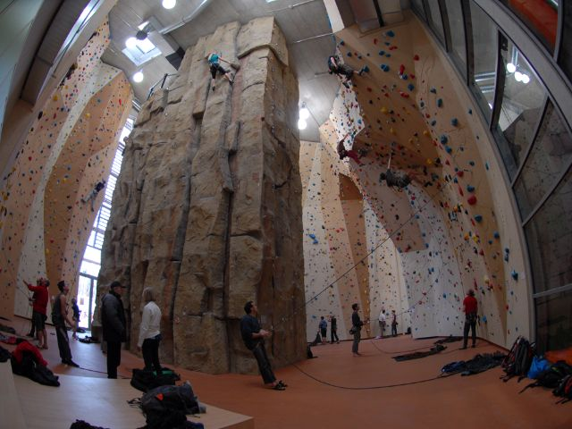 DAV Kletter- und Boulderzentrum München-Süd, Foto: DAV Kletter- und Boulderzentrum München-Süd