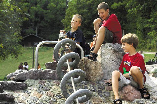 Märchen-Erlebnispark Wasserspiele, Foto: Märchen-Erlebnispark Marquartstein