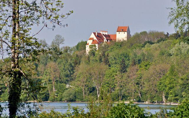 Pilsensee bei Dämmerung, Foto: Tourismusverband Starnberger Fünf-Seen-Land