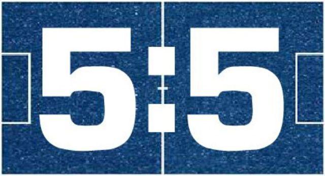 5:5 SoccArena-Spielfeld, Foto: SoccArena