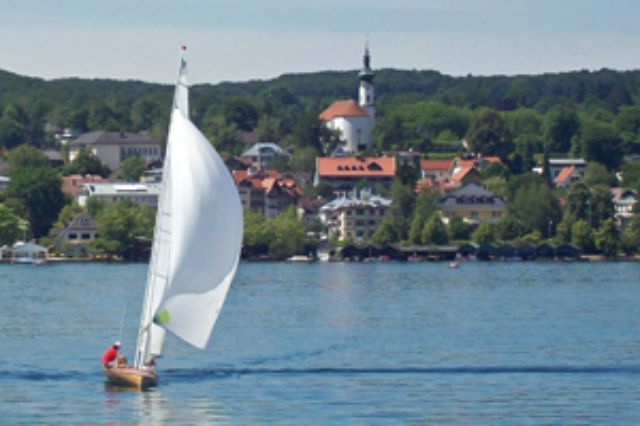 Segeln auf dem Starnberger See, Foto: Tourismusverband Starnberger Fünf-Seen-Land
