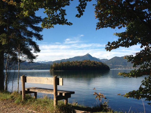 Der Walchensee, Foto: Gästeinformation Jachenau