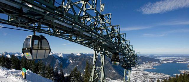 Die Wallbergbahn am Tegernsee, Foto: Tegernseer Tal Tourismus GmbH