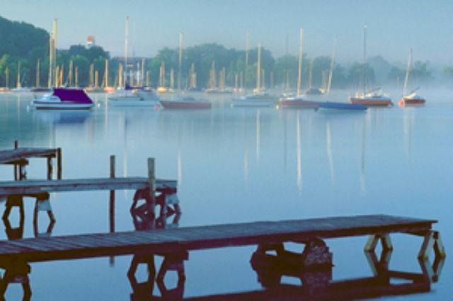 Morgens am Wörthsee, Foto: Tourismusverband Starnberger Fünf-Seen-Land