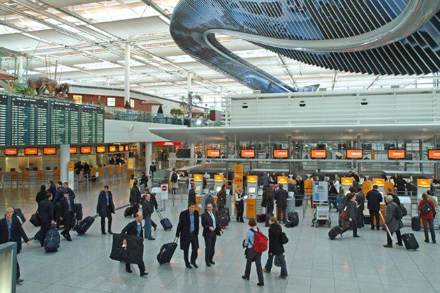 Flughafen München, Foto: Flughafen München