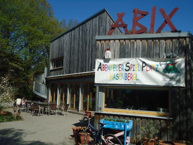 Der Abenteuerspielplatz ABIX., Foto: KJR München-Stadt