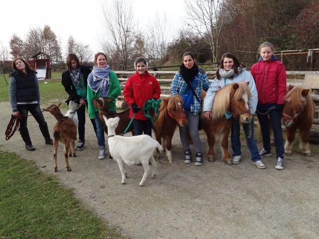 Die Kinder- und Jugendfarm in Neuaubing., Foto: Kinder- und Jugendfarm Neuaubing
