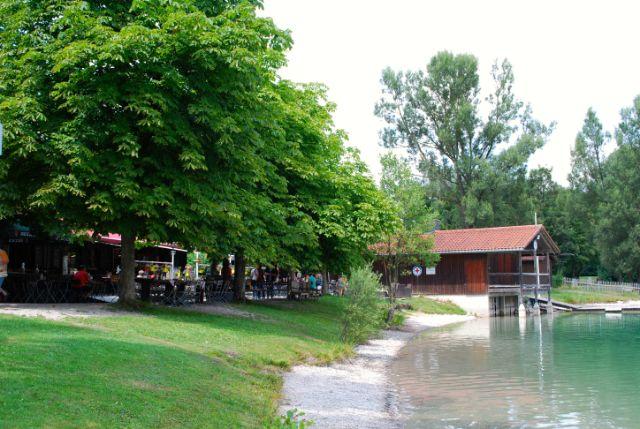 Unterschleißheimer See , Foto: Michael Neißendorfer