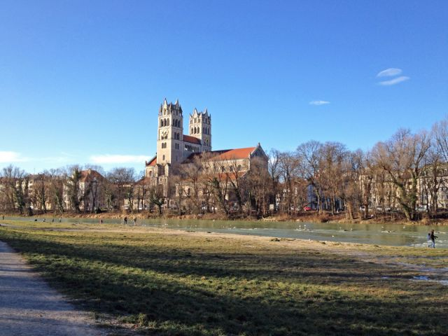 St. Maximilian, Foto: Melina Pfeffer / muenchen.de