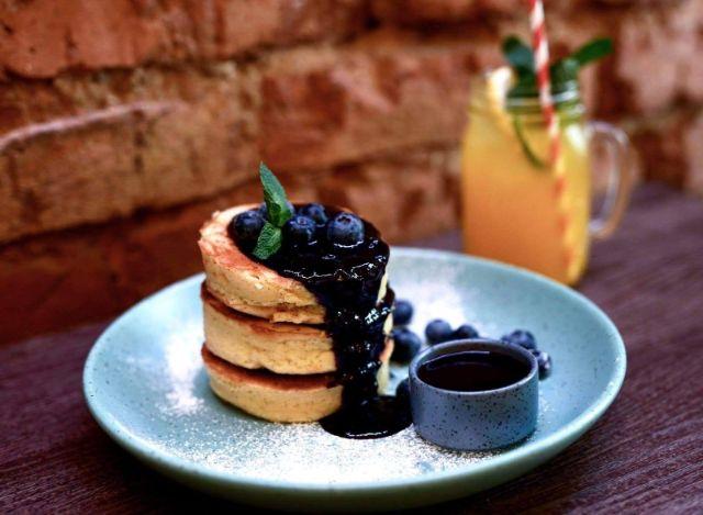 Hungriges Herz Pancakes, Foto: Hungriges Herz