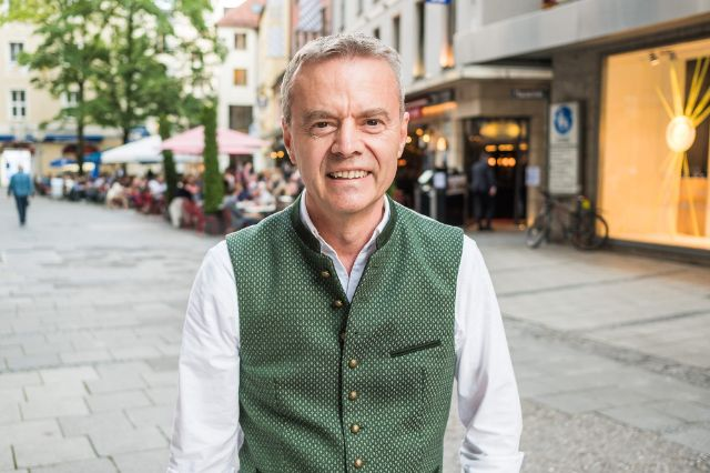 Gregor Lemke, Sprecher der Münchner Innenstadtwirte