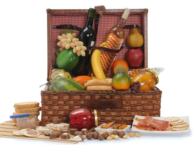 Picknickkorb, Foto: Shutterstock