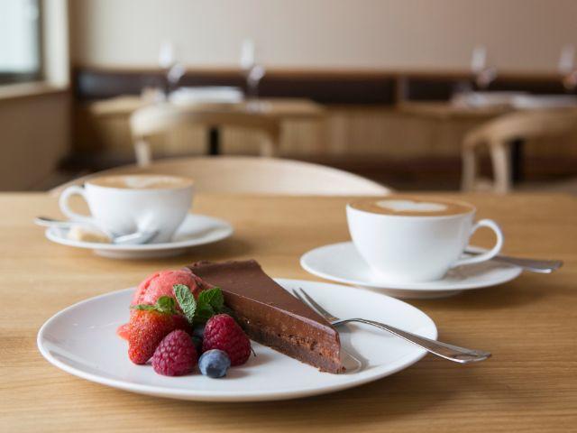 Speisen und Getränke im Restaurant Resihuber, Foto: Resihuber