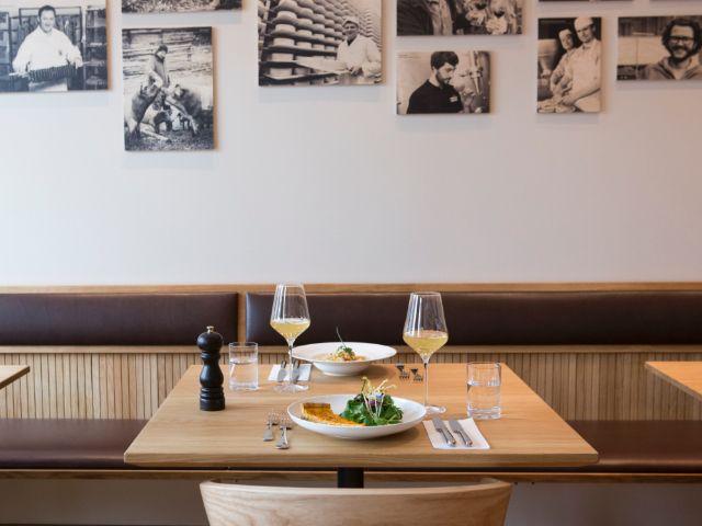 Das Restaurant Resihuber in Sendling, Foto: Resihuber
