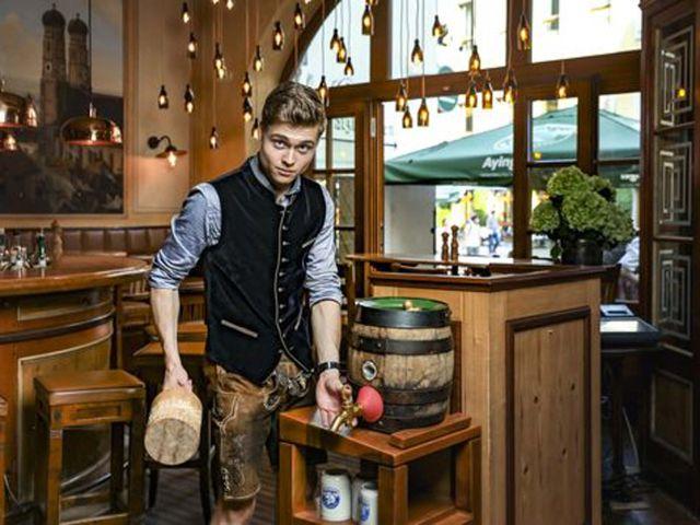 Wirtshausküche für draußen und dahoam, Foto: Platzl Hotel