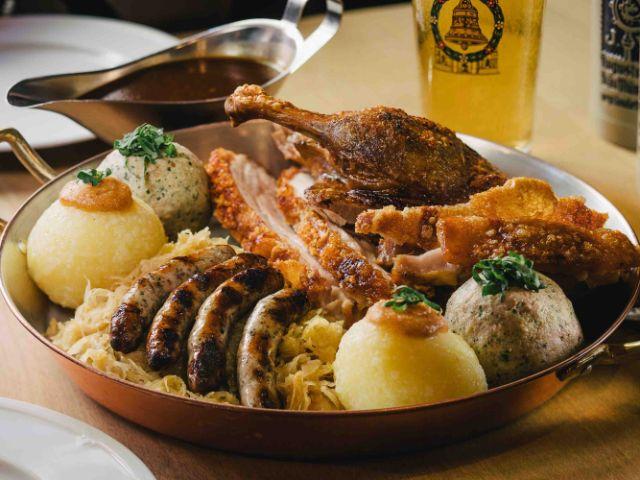 Bratwurst Glöckl