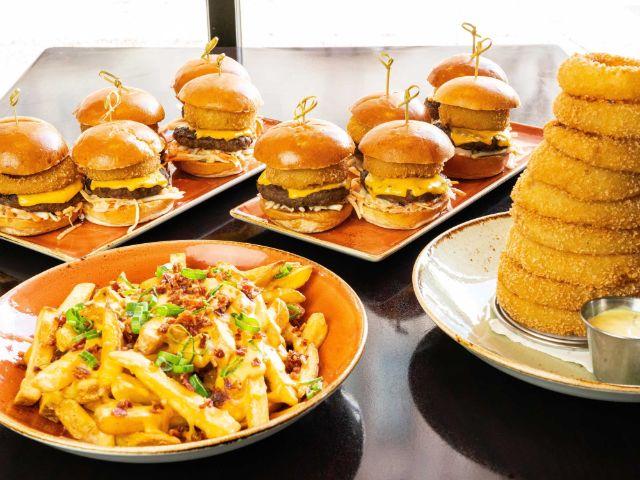 Essen aus dem Hard Rock Cafe, Foto: Hard Rock Cafe Int