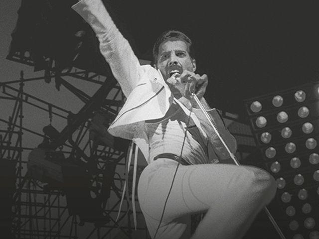 Freddy Mercury, Foto: Hard Rock Cafe