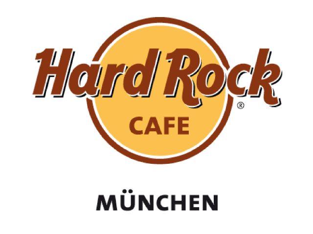 Logo des Hard Rock Cafe München, Foto: Hard Rock Cafe