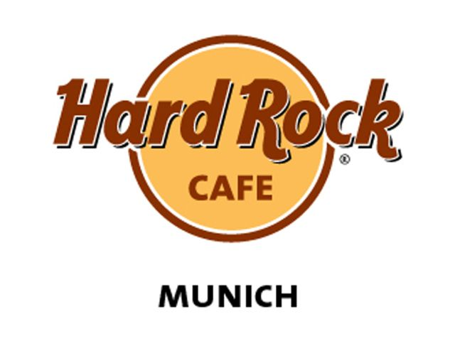 Logo des Hard Rock Cafe München, Foto: Hard Rock Cafe
