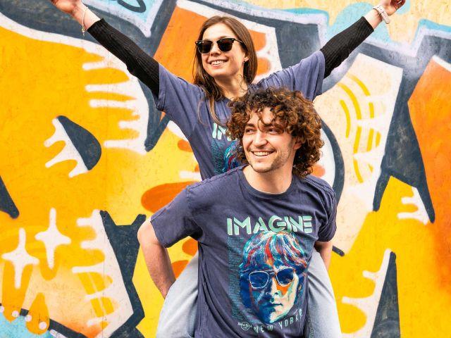 Hard Rock Cafe Merchandise, Foto: Hard Rock Cafe