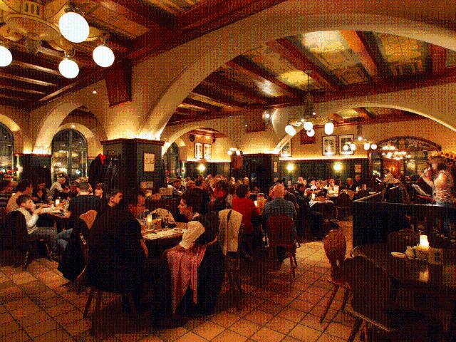 Hofbräukeller Munich