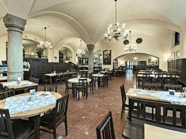 Restaurant im Löwenbräukeller, Foto: Löwenbräukeller