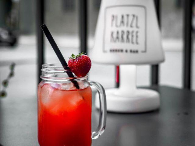 Drink im Platzl Karree Boden & Bar, Foto: Platzl Hotel