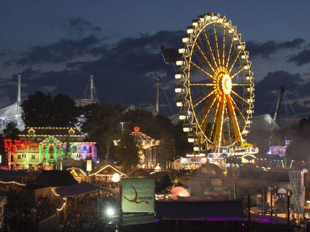 Sommerfestival im Olympiapark, Foto: Olympiapark München