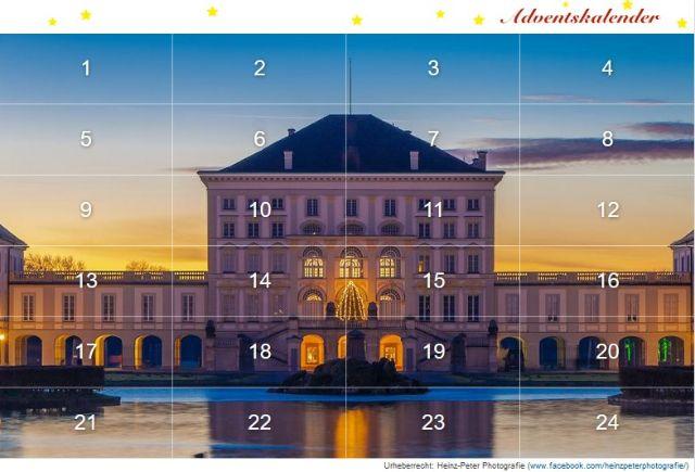 muenchen.de-Adventskalender 2017, Foto: Heinz-Peter Photografie
