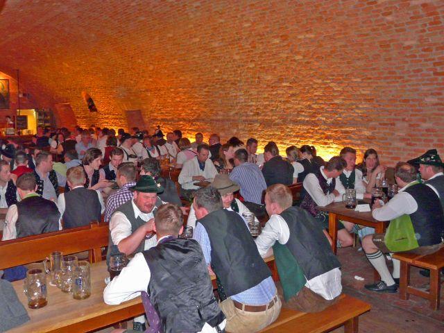 Starkbierfest im Augustinerkeller, Foto: muenchen.de/Maria Romanska