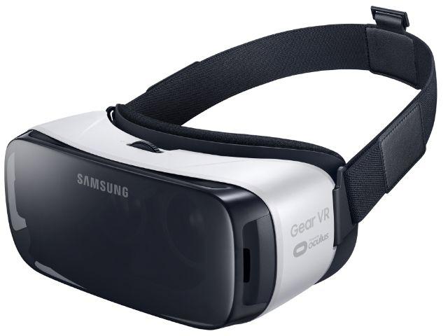 Samsung GearVR, Foto: Samsung