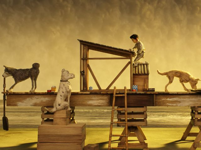 "Szene aus ""Isle of Dogs"", Foto: © 2018 Twentieth Century Fox"