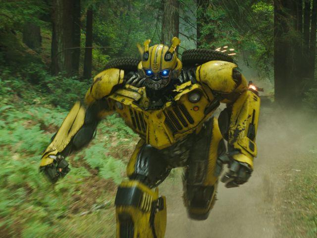 "Szene aus dem Film ""Bumblebee"", Foto: Paramount Pictures"