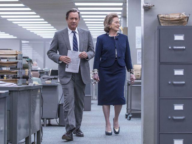 """Szene aus dem Film """"Die Verlegerin"""", Foto: Twentieth Century Fox"""