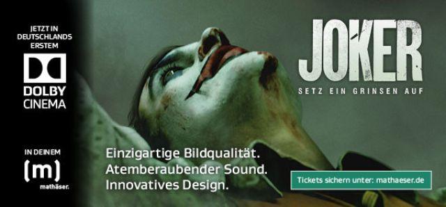 Joker im Mathäser, Foto: Mathäser