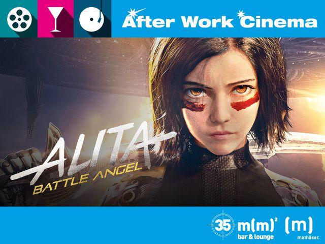 After Work Cinema: Alita Battle Angel , Foto: Mathäser Filmpalast