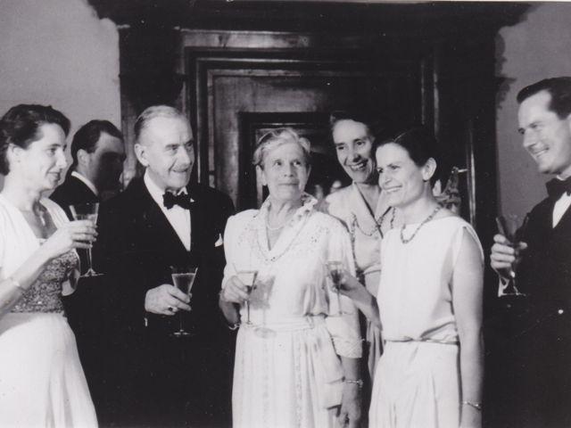 Impressionen aus dem Leben Thomas Manns., Foto: Monacensia. Literaturarchiv und Bibliothek